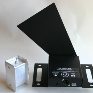 Flapper Mini Video Projector Shutter