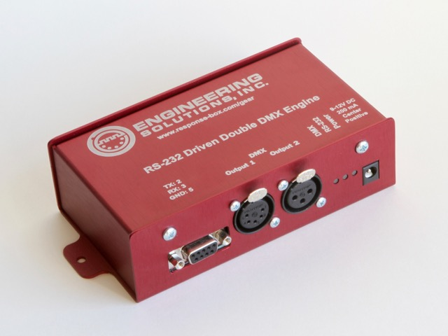 RS-232 Driven DMX Engine – Engineering Solutions Inc